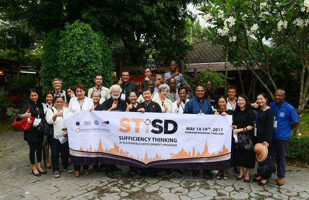 Sufficiency Thinking for Sustainable Development (STiSD) 10