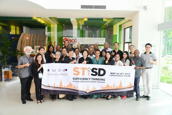 Sufficiency Thinking for Sustainable Development (STiSD) 02